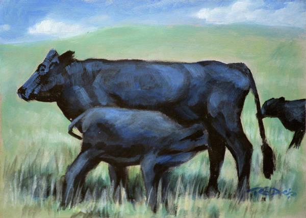 Painting - Drakensburger by Christopher Reid
