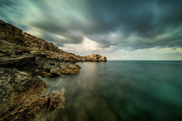 Wall Art - Photograph - Dramatic And Calm by Stelios Kleanthous