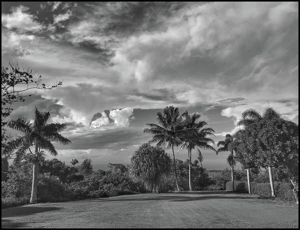 Photograph - Dramatic Clouds Over Maui by Frank DiMarco