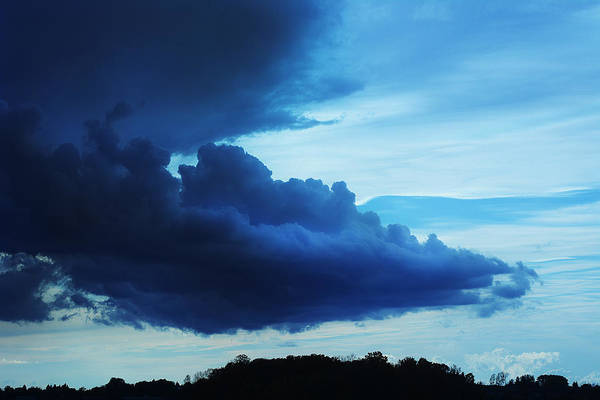 Photograph - Dramatic Clouds by Steve Somerville