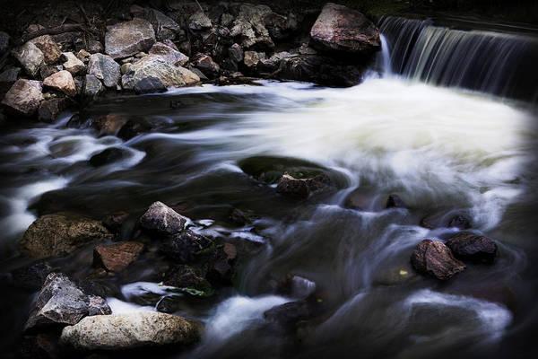 Photograph - Dramatic Coal Creek by Marilyn Hunt