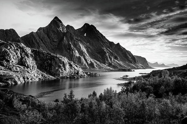 Photograph - Dramatic Lofoten by Alex Conu