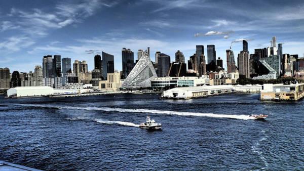 Photograph - Dramatic New York City by Susan Jensen