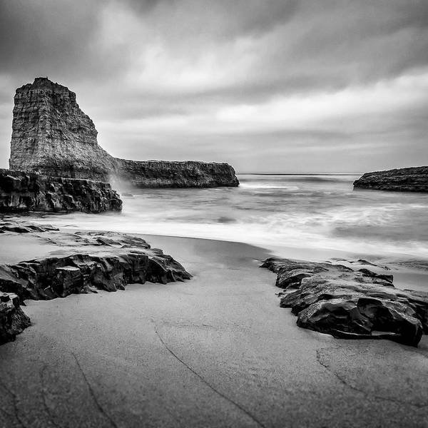 Wall Art - Photograph - Dramatic Seascape by Steve Spiliotopoulos