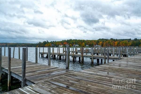 Wall Art - Photograph - Dramatic Skies Over Lake Winnipesaukee by DAC Photo