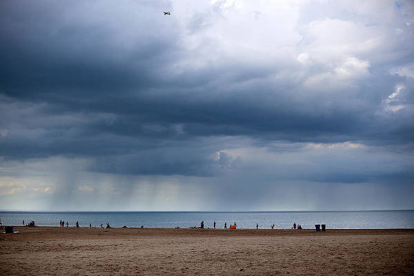Photograph - Dramatic Sky by Milena Ilieva