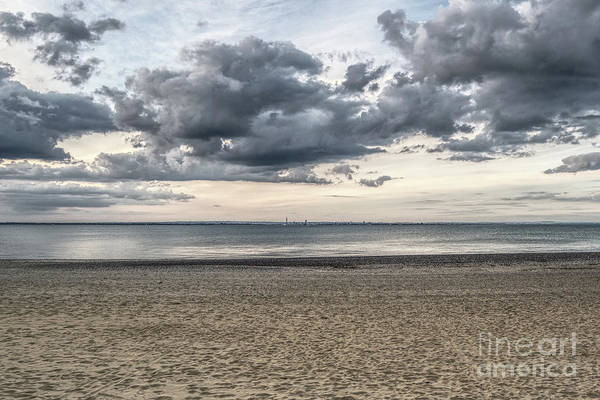 Photograph - Dramatic Sky Towards Portsmouth 003 by Clayton Bastiani