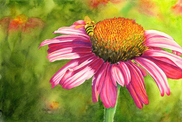 Painting - Drawn In by Lori Taylor