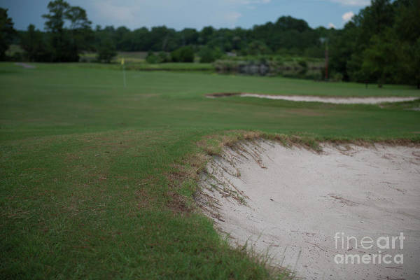 Photograph - Dreaded Sand Trap by Dale Powell