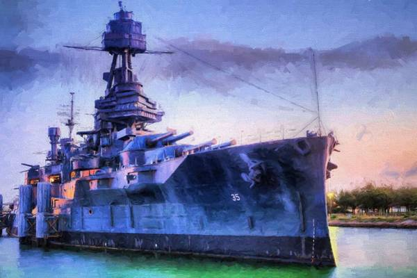 Photograph - Dreadnought by JC Findley
