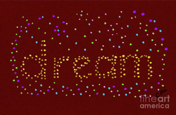 Painting - Dream 1 A by Corinne Carroll