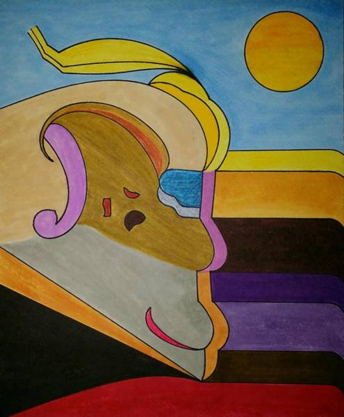 Dream 288 Art Print