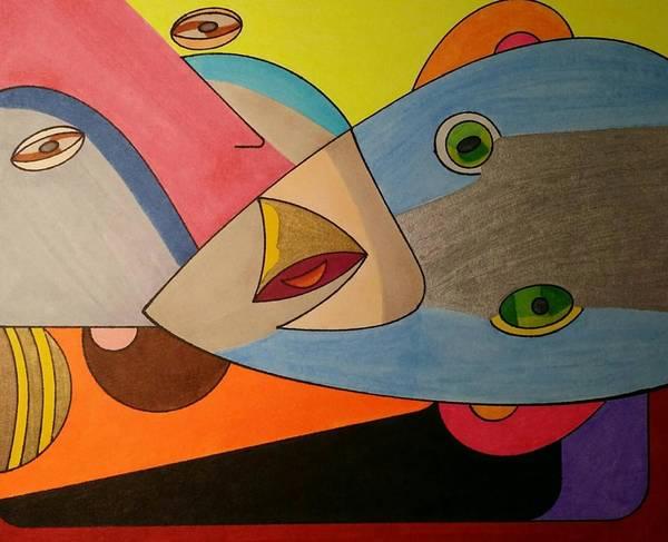 Dream 334 Art Print