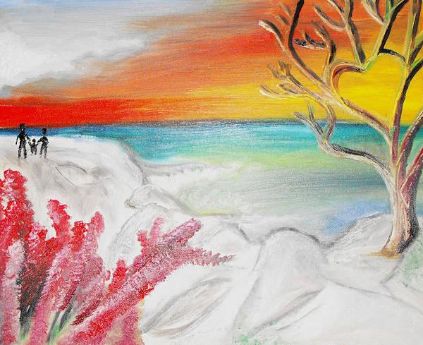 Wall Art - Painting - Dream by Alycia Ryan