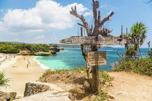 Photograph - Dream Beach In Lembongan, Bali by Didier Marti