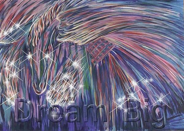 Painting - Dream Big by Thomas Lupari