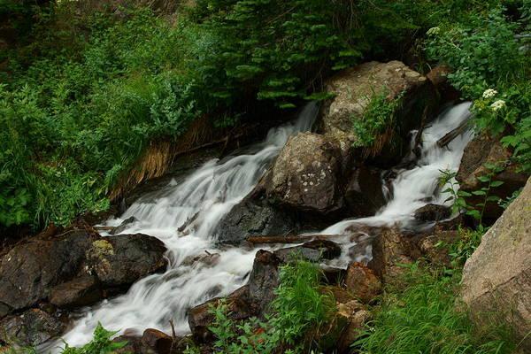 Photograph - Dream Cascades 1 by Dimitry Papkov