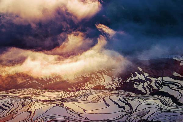 Wall Art - Photograph - Dream Clouds by Midori Chan