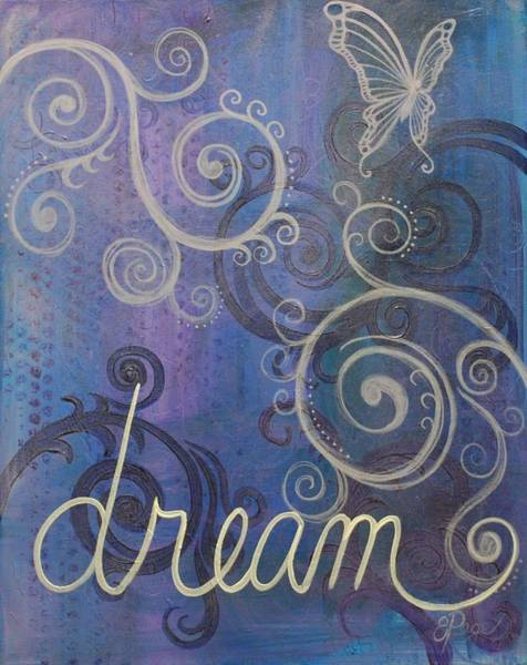 Painting - Dream by Emily Page