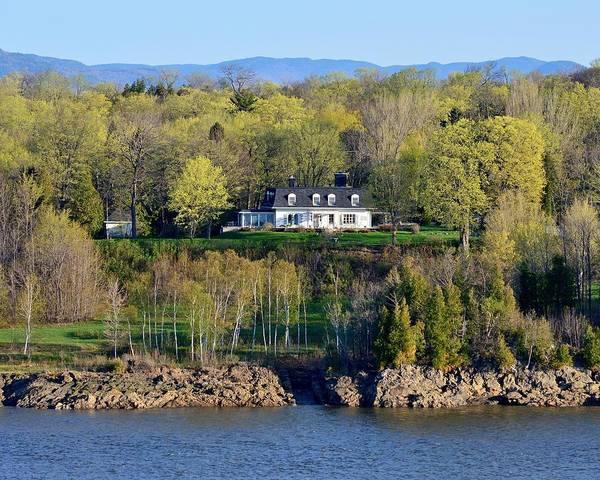 Photograph - Dream Home - Quebec by KJ Swan
