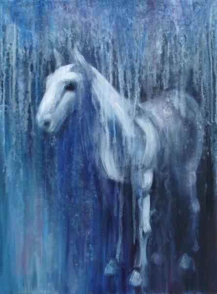 Wall Art - Painting - Dream Horse by Katherine Huck Fernie Howard