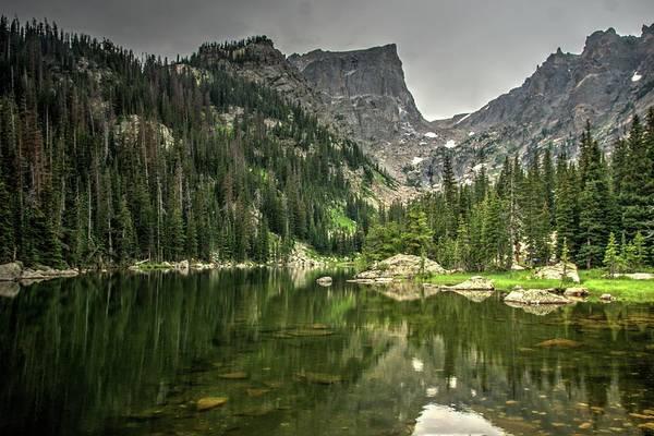 Photograph - Dream Lake 2 by Dimitry Papkov