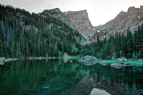Photograph - Dream Lake 2a by Dimitry Papkov