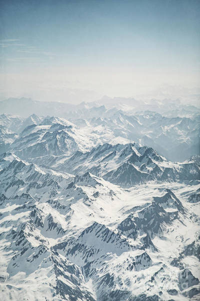 Wall Art - Photograph - Dream Of Alps by Evelina Kremsdorf