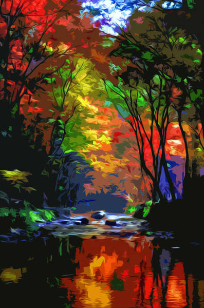 Painting - Dream Of Autumn by Andrea Mazzocchetti