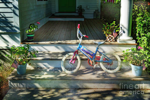 Photograph - Dream On Bicycle by Craig J Satterlee