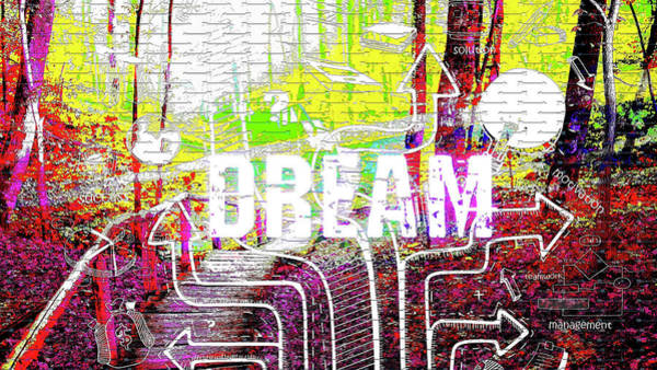 Digital Art - Dream by Payet Emmanuel