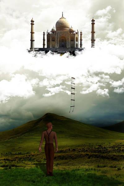 Realization Digital Art - Dream Realization by Barroa Artworks