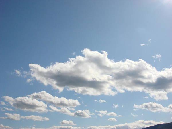 Wall Art - Photograph - Dream Scape - Clouds by Dahlia Tumavicus