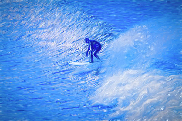 Photograph - Dream Surfer by Bill Posner