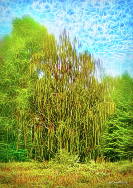 Digital Art - Dream Tree by Joel Bruce Wallach