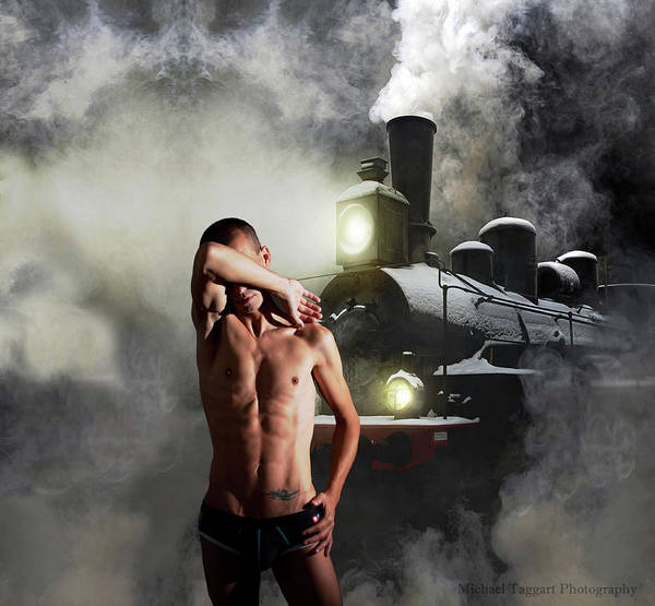 Photograph - Dream Weaver Train by Michael Taggart