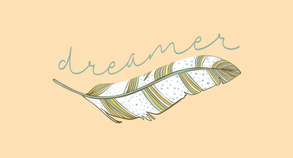 Wall Art - Digital Art - Dreamer by Heather Applegate