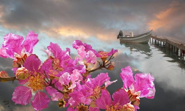 Digital Art - Dreaming In Color by Tony Rodriguez