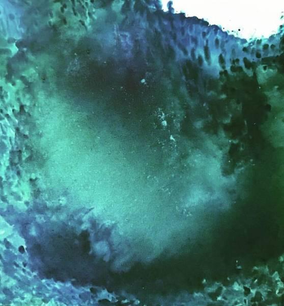 Wall Art - Painting - Dreaming In Ocean Technicolor  by Angelina Elliott