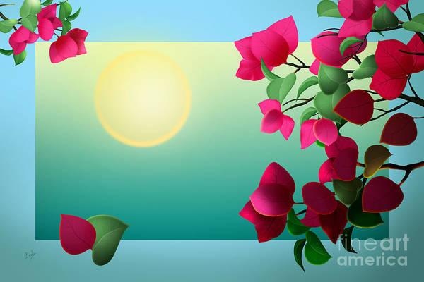 Flowering Trees Digital Art - Dreaming Of Spring by Peter Awax
