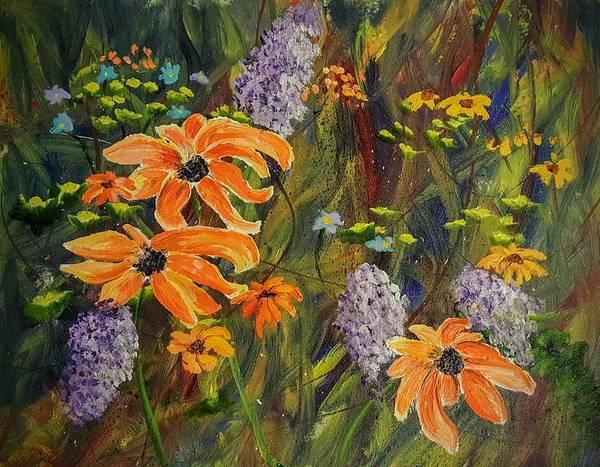 Painting - Dreaming Of Spring by Cheryl Nancy Ann Gordon