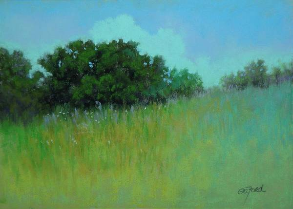Wall Art - Painting - Dreaming Of Summer by Paula Ann Ford
