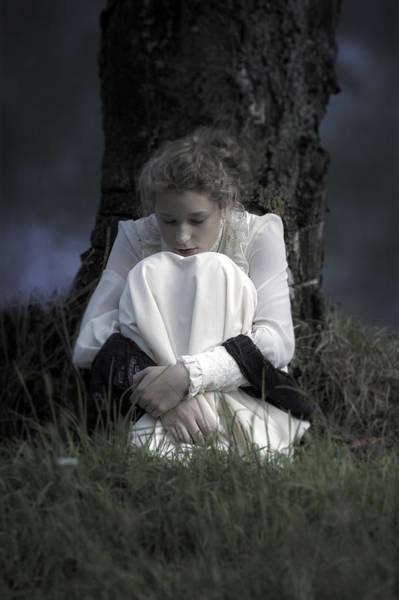 Jane Austen Wall Art - Photograph - Dreaming Under A Tree by Joana Kruse