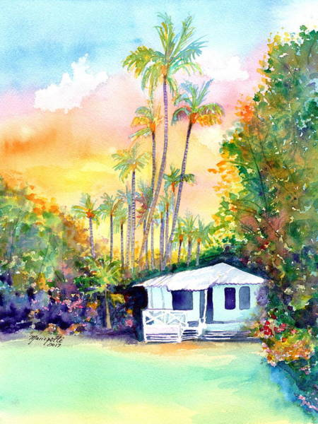 Dreams Of Kauai 3 Art Print