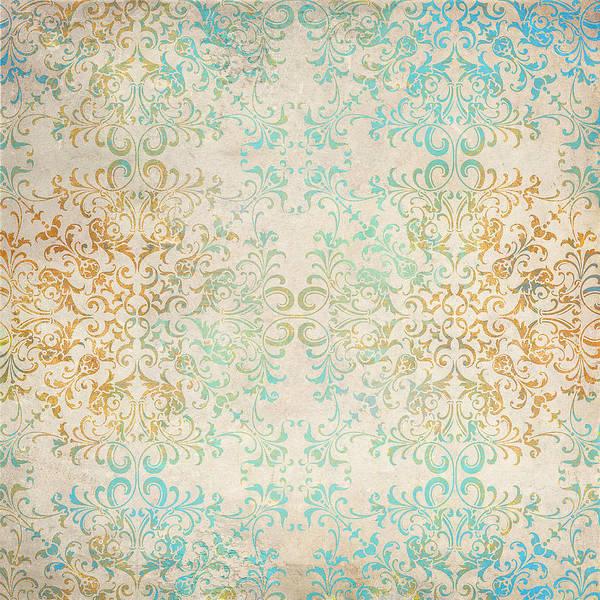 Digital Art - Dreams Of Penelope Victorian Design by Christina VanGinkel