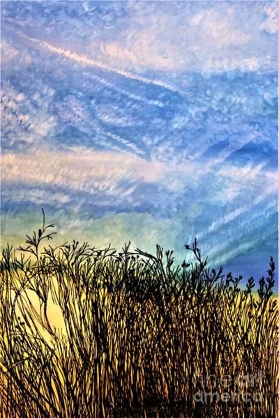 Cell Phone Cases Mixed Media - Dreamscape 2 by Barbara Donovan