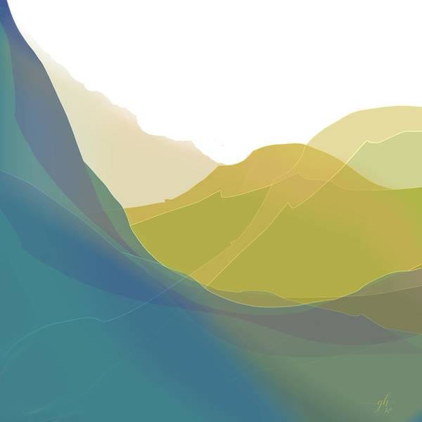Digital Art - Dreamscape by Gina Harrison
