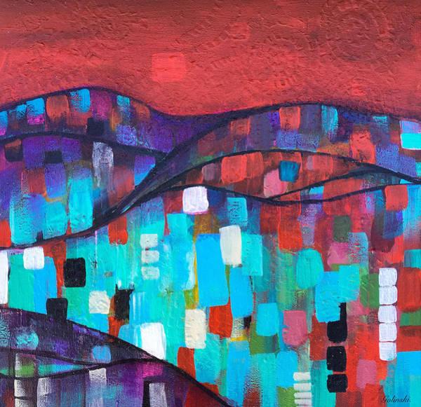 Mojo Painting - Dreamscape I by Maggie Golinski