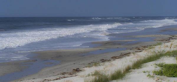 Wall Art - Photograph - Dreamy Beach In North Carolina by Teresa Mucha