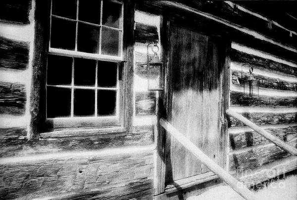 Photograph - Dreamy Cabin by Paul W Faust - Impressions of Light